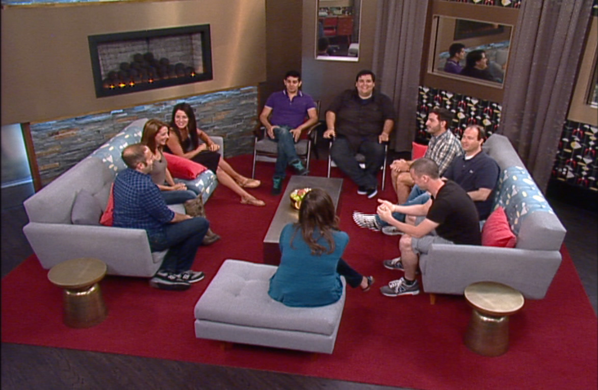 Big Brother 15 media day