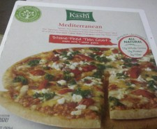 This Tasty Lie reviews Kashi&#039;s Mediterranean Pizza.  There are high hopes for this one, let&#039;s see if it can deliver!  It&#039;s Day 1 of the Yahoo! Challenge!
