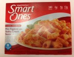 Today we review the Mini Rigatoni with Vodka Cream Sauce from Smart Ones!
