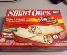 These look sort of familiar. They're pretty different, though. Ask my coworker Heidi, who submitted today's Tasty Lie. They look like nice little flautas. I, personally, wouldn't be a fan. I don't like mushrooms. But a florentine wrap is something […]