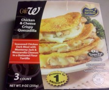 Did you know Walgreen's has their own frozen meal brand? Yeah, neither did I. So I was SHOCKED when my coworker Heidi showed up with something called Cafe W. Look at them, trying to classy up a drug store. So […]