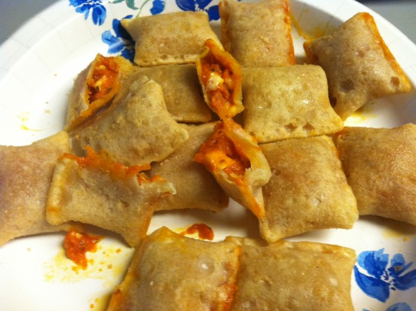 Totino's: Pepperoni Pizza Rolls - Tasty Lies Frozen Meal Reviews