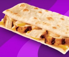 Taco Bell seems to be VERY slowly moving toward a happy medium with other Hybrid American/Mexican fast food joints.  In the vein of Del Taco or Taco Johns, Taco Bell is working sandwiches into their menu, however in […]