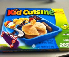 Hey man, little kids have to eat too!  In this instance 'little kid' is code for my coworker Christen.  She showed up to work one day with a meal I knew we hadn't covered yet because I don't believe we've...