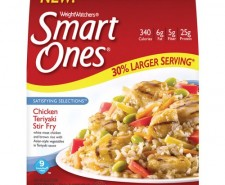 I really need to get on the ball with picking up some of these new Smart Ones bagged meals.  I remember when Lean Cuisine started doing them and I got hipped to them by my coworker Heidi.  I loved just...