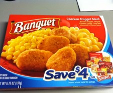 After being down in protest of SOPA, we are back to close out the week strong.  And this is coming at you through a snowstorm here at the office in Madison, WI.  Let's jump right to it, it's a banquet...