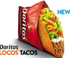 An epic combination to say the least!  Taco Bell has introduced a taco in a Doritos shell!  And we have the review!