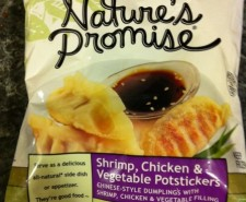 This potstickers review comes to us from Tasty Lies reader Jen!  Let&#039;s see how chicken, shrimp, and veggies mix together in this frozen snack!