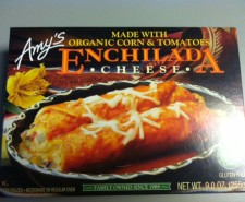 Today's Tasty Lie is Amy's Cheese Enchilada.  Amy's is known for their all natural and organic products and in many cases...Awesome flavors.  Does this one stack up?  Find out with Christen.