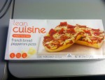 Today we review Lean Cuisine's old standby, French Bread Pepperoni Pizza.  Surely they didn't screw up pizza, right?!