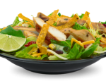 Today we take a look at the Premium Southwest Salad with Grilled Chicken from McDonald's!  Christen takes us to McDonald's healthy side!