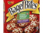 Today's Tasty Lie is a bit of a left turn as we compared Bagel Bites prepared in the microwave to Bagel Bites prepared in the oven.  All care of our newest reviewer, Megan!