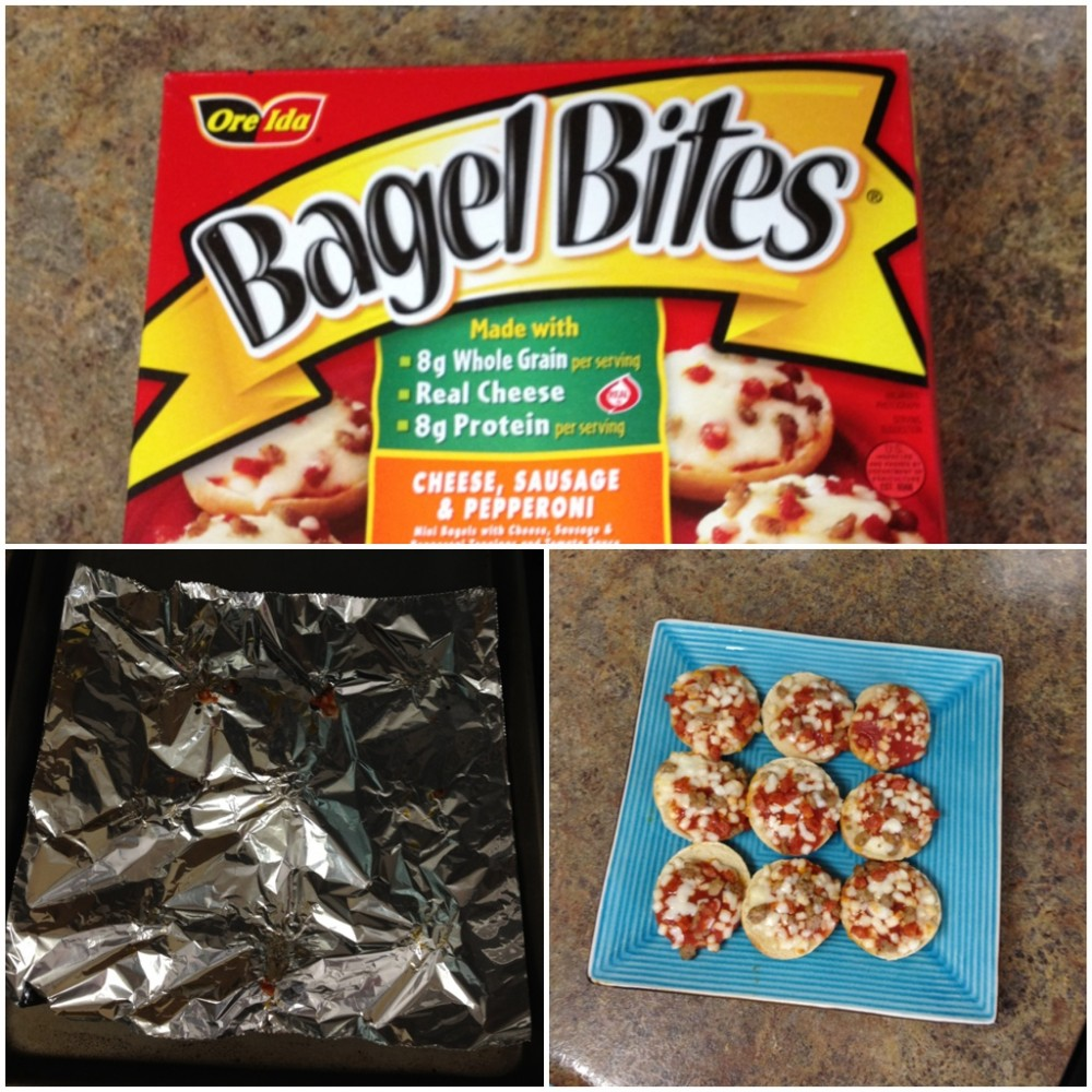 Bagel Bites Microwave Instructions