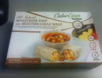 Today we review the Minestrone and Mediterranean Wrap from the CedarLean line of foods from CedarLane Natural Foods.  How does it hold up?