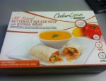 Today we review the Butternut Squash Soup and Quinoa Wrap from the CedarLean line of meals by CedarLane!