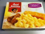 Today we review a full breakfast meal from everyone's favorite Aunt, Aunt Jemima!  It's eggs, sausage, and hash browns!  But is it any good?