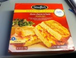 It's panini time! Today we review Stouffer's Three Cheese and Ham Panini. How does it compare to other paninis we've reviewed? And just what the heck is a panini anyway? All of those questions are answered.