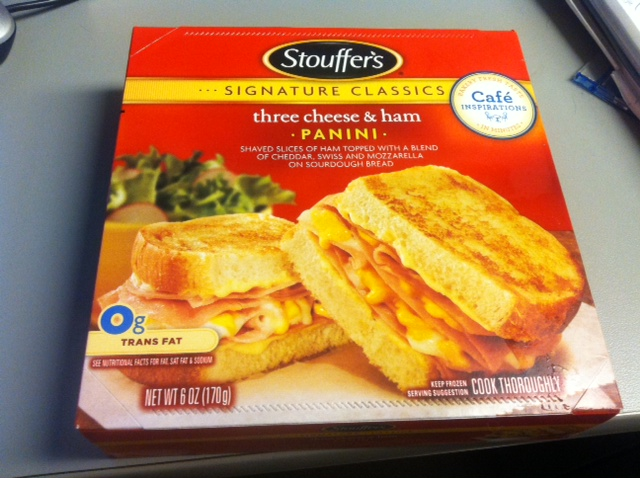 Tasty lies frozen meal reviews lean cuisine healthy for Are lean cuisine dinners healthy