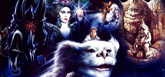 So many of us wished we could ride Falcor in the original.  Would you even dare in the sequel?  Ask Joe.